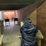 ビームライフルで射撃競技を体感【京都八瀬射撃場】