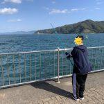 敦賀市で海釣り~誰も気づかなかった誤学習の発見~